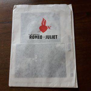Rare Romeo + Juliet Film Stills 1996 in bag